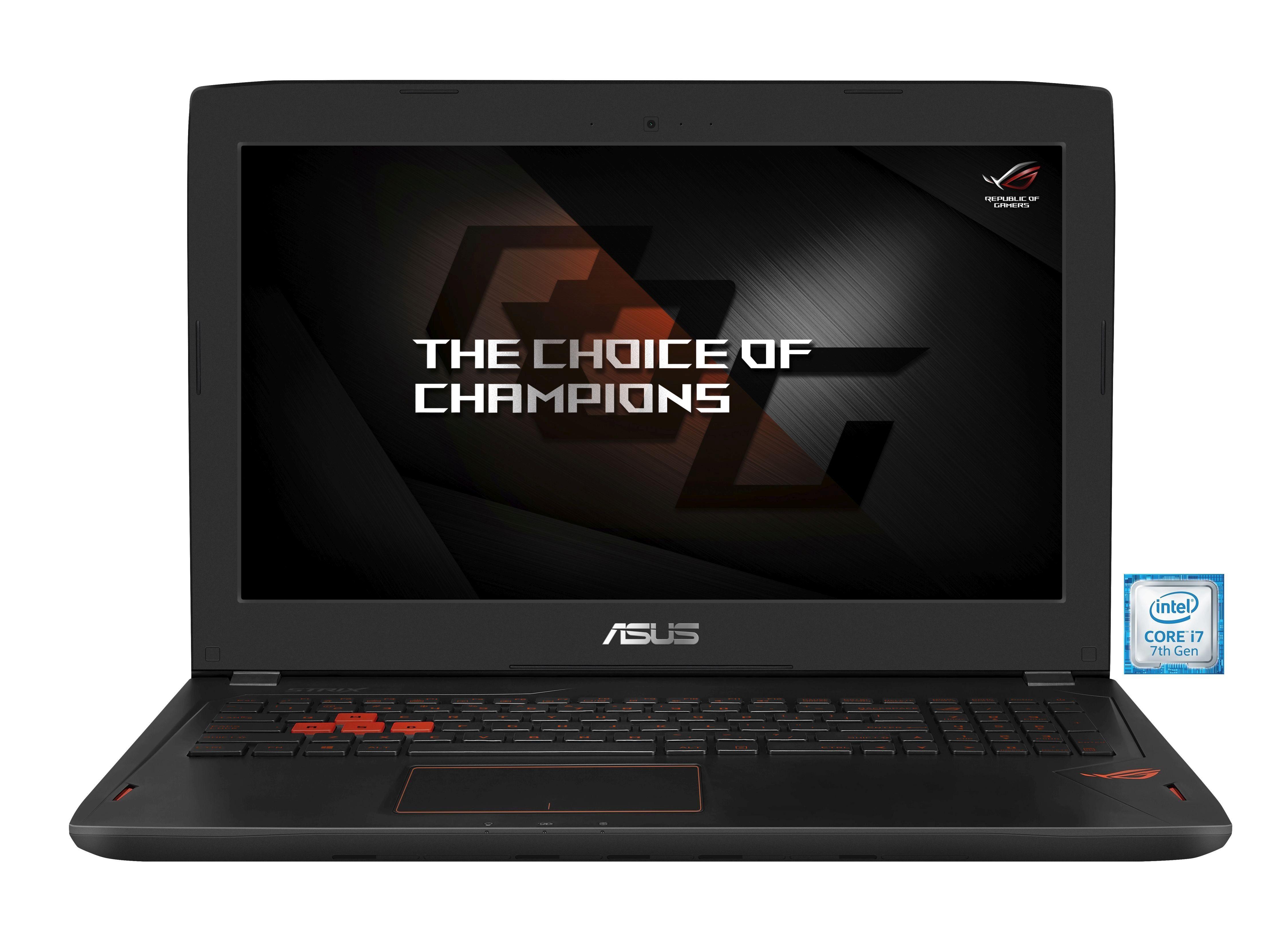"ASUS ROG GL502VS-GZ221T Gaming Notebook »Intel Core i7, 39,6cm (15,6""), 256 GB + 1 TB, 8 GB«"