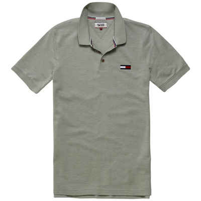 18025245 Hilfiger Denim Poloshirt »THDM BASIC FLAG OXFORD POLO S/S 11«