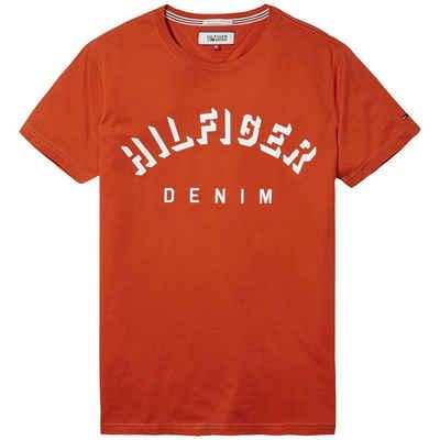 Hilfiger Denim T-Shirts »THDM BASIC CN T-SHIRT S/S 15