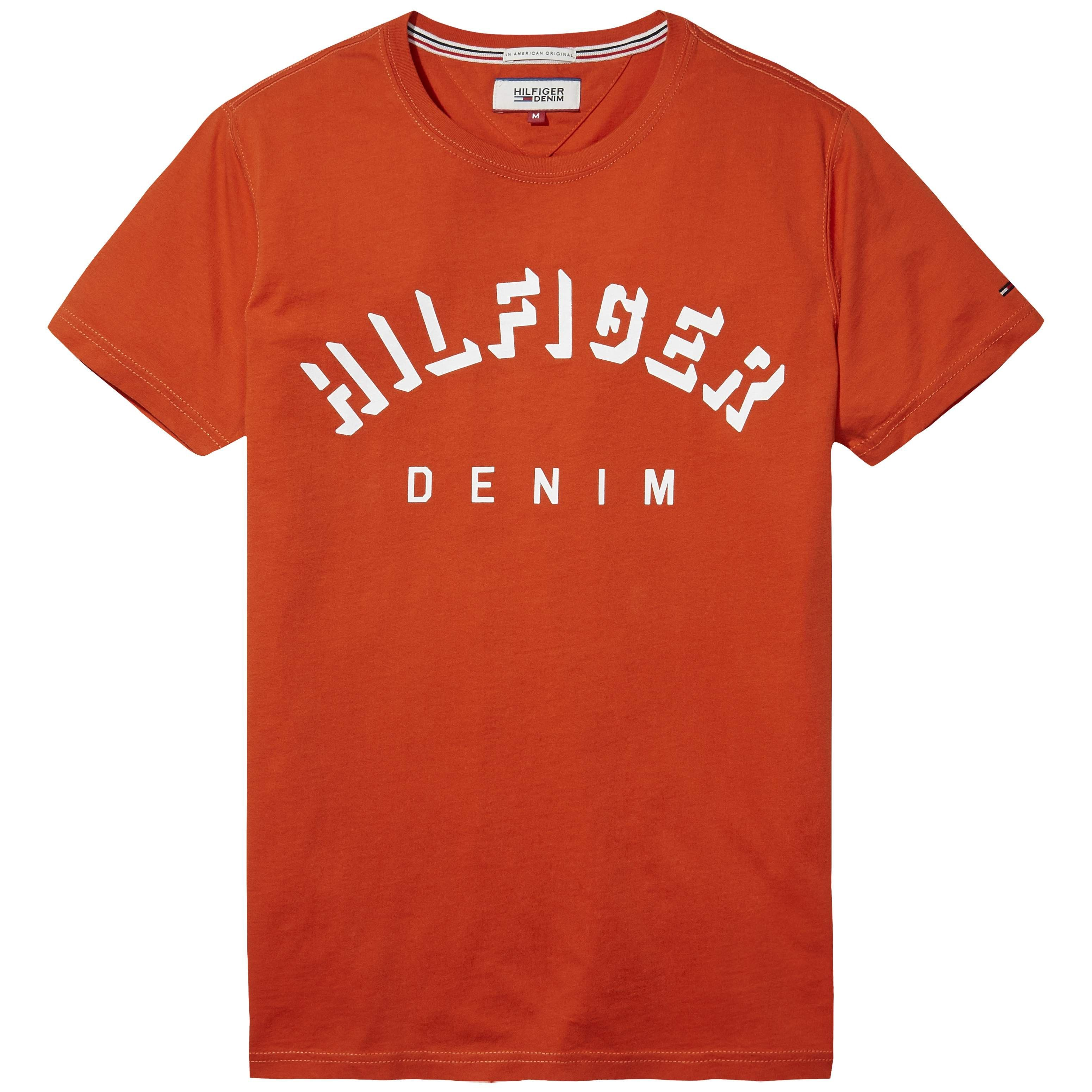 Hilfiger Denim T-Shirts »THDM BASIC CN T-SHIRT S/S 15«