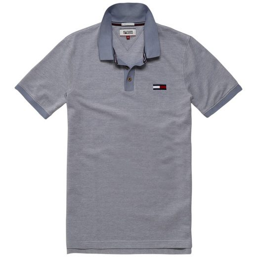 Hilfiger Denim Poloshirt »THDM BASIC FLAG OXFORD POLO S/S 11«