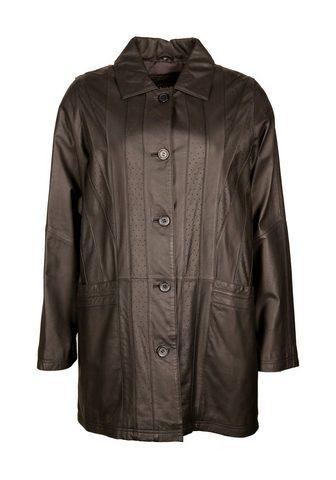 JCC Пальто кожаное с angenehmen Komfort &r...