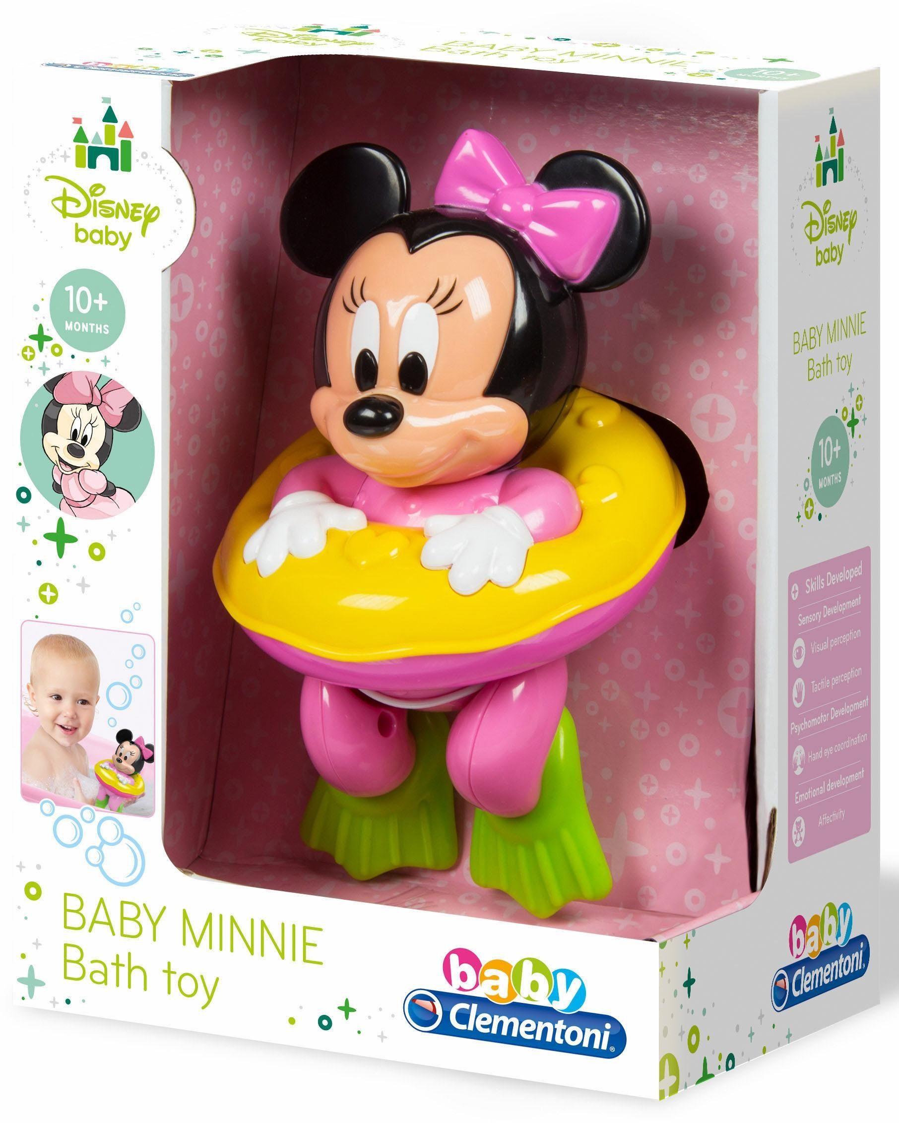 Clementoni Badespielzeug, »Disney baby, Badende Baby Minnie«