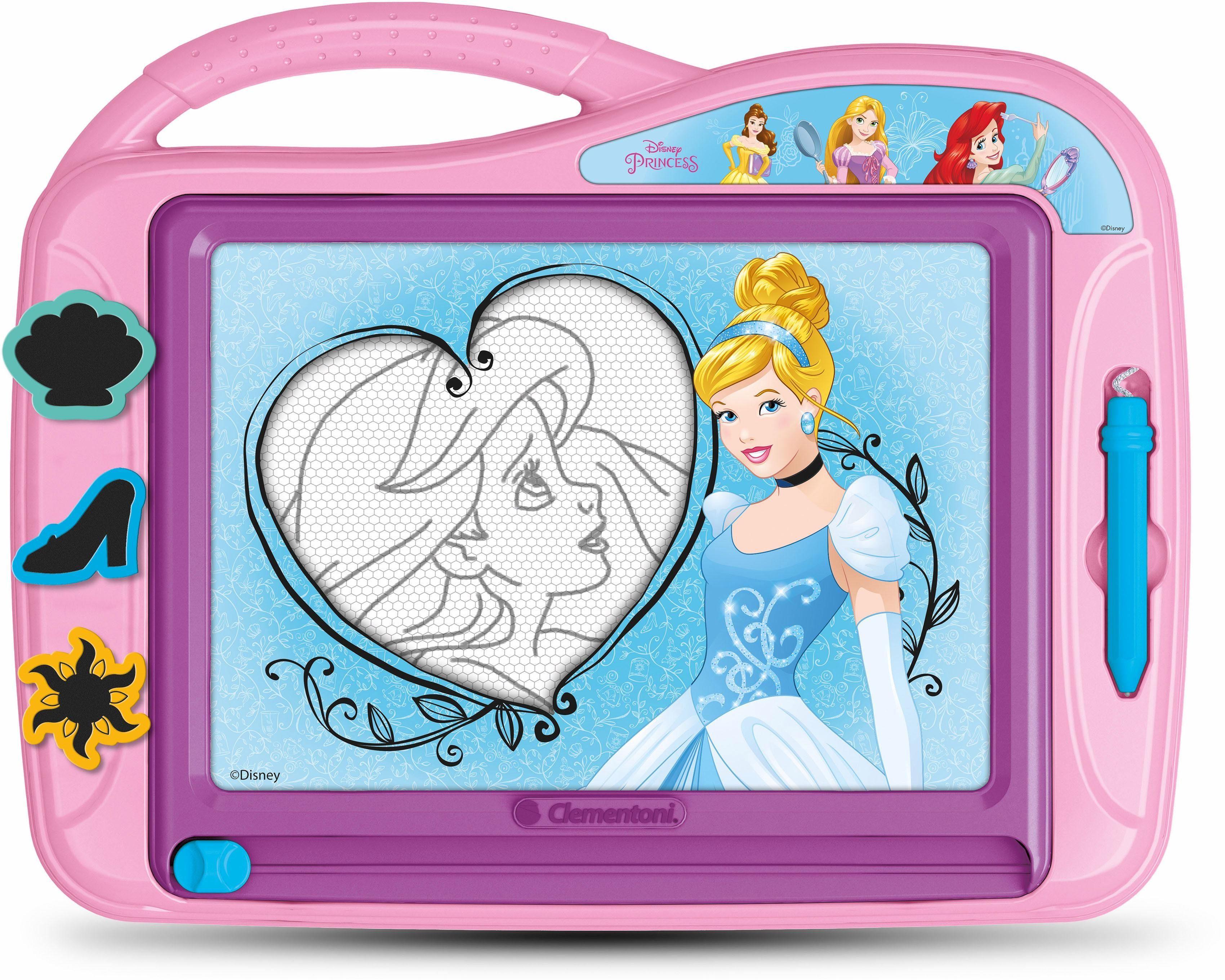 Clementoni Maltafel, »Disney Princess, Die Zaubertafel«