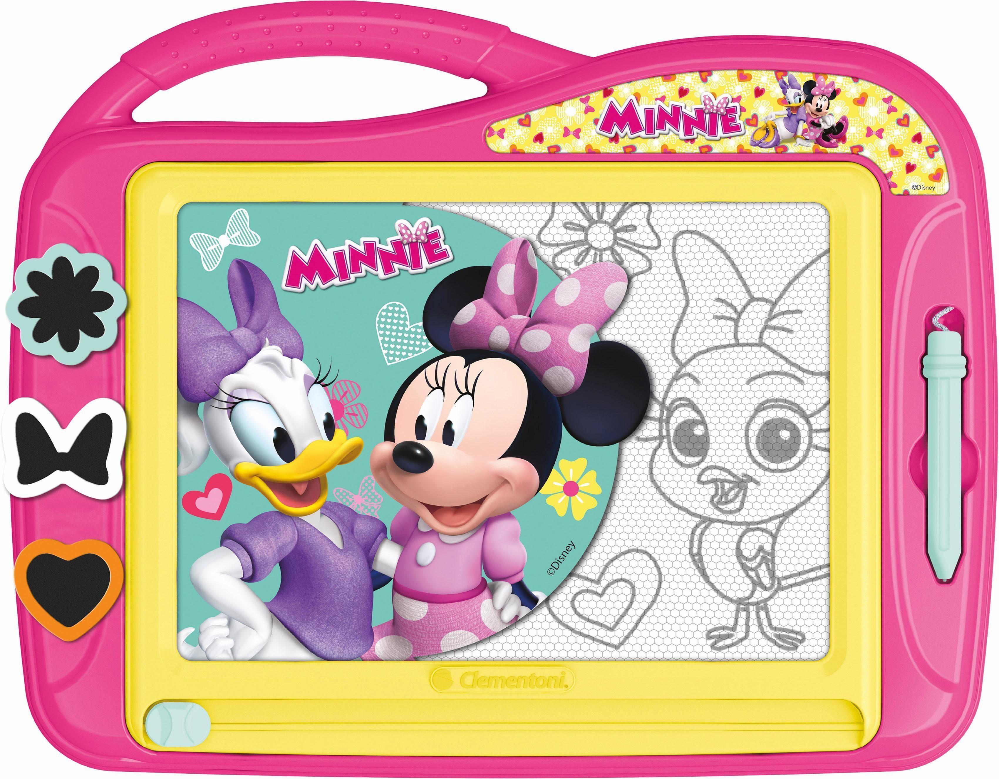 Clementoni Maltafel, »Disney Junior Minnie, Die Zaubertafel«