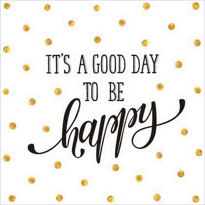Canvasbild »Happy«
