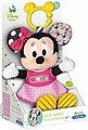 Clementoni® Plüschfigur »Disney Baby, Plüsch Minnie mit Beißring«, Bild 1