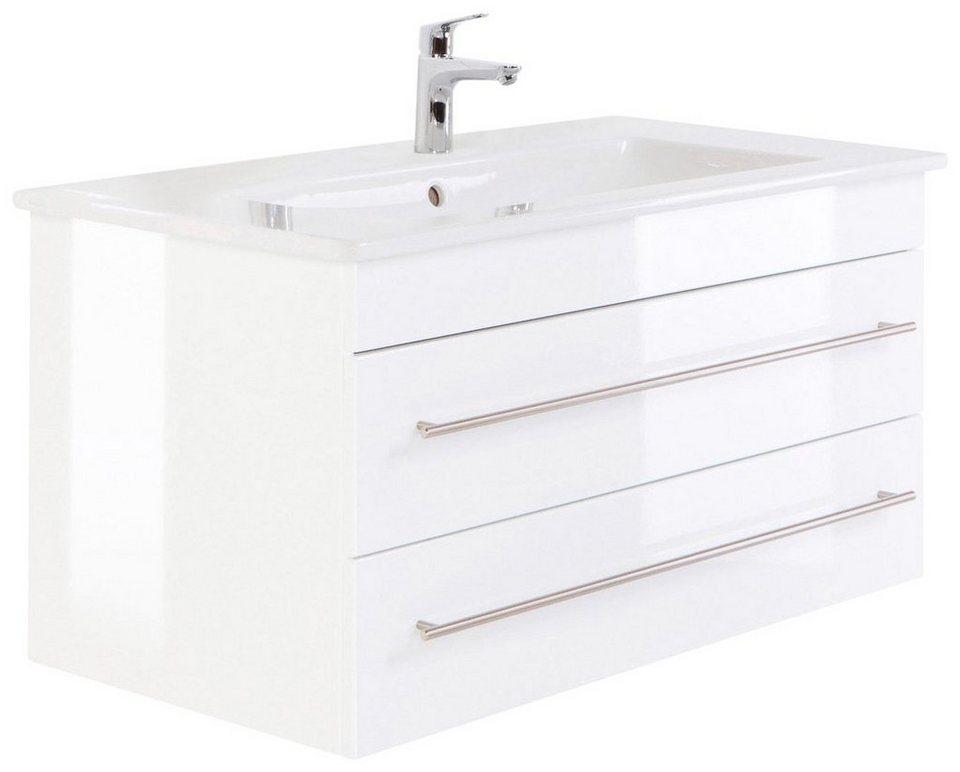 High Quality Waschbecken »Venticello Von Villeroy Und Boch«,   Mit Passendem Unterschrank,  Breite 100