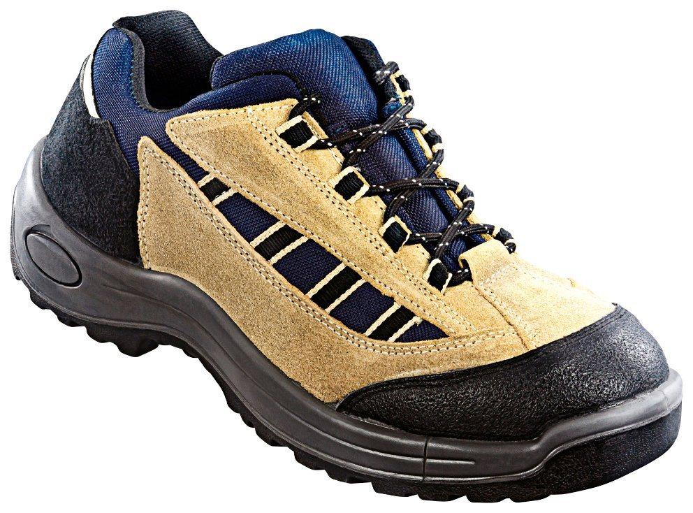 Sicherheitsschuh | Schuhe > Sicherheitsschuhe | Braun | Pu