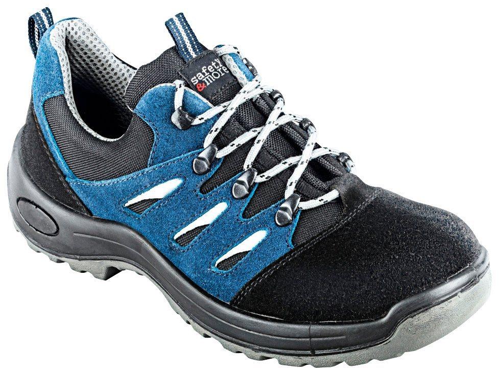Sicherheitsschuh »Extreme« | Schuhe > Sicherheitsschuhe | Blau | Pu