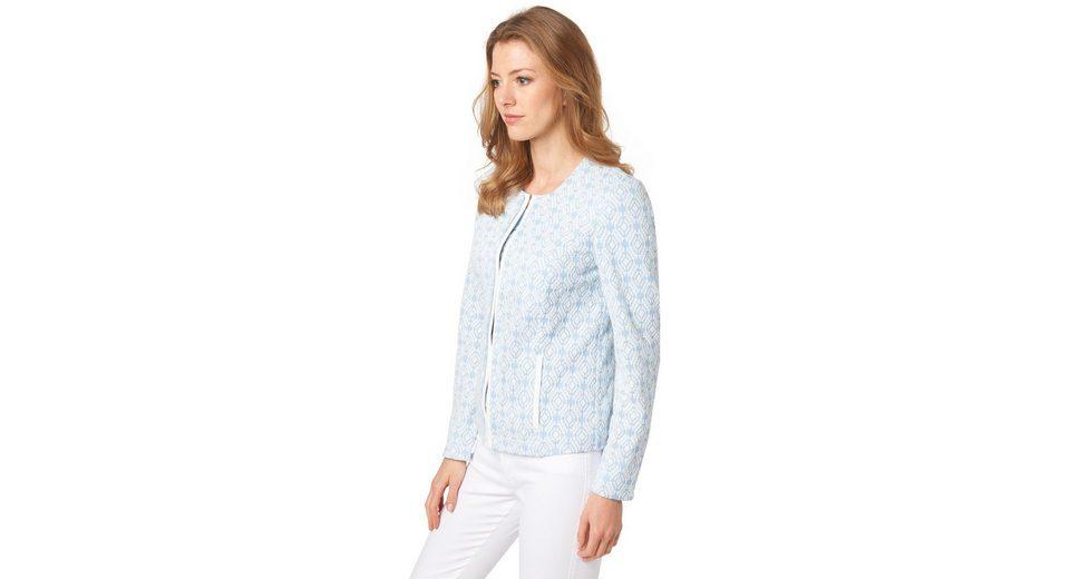Kostenloser Versand Shop Rabatt Vermarktbare Bonita Jersey-Jacke mit Jacquard PJ3po0