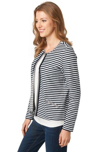 Bonita Stripe Jacket