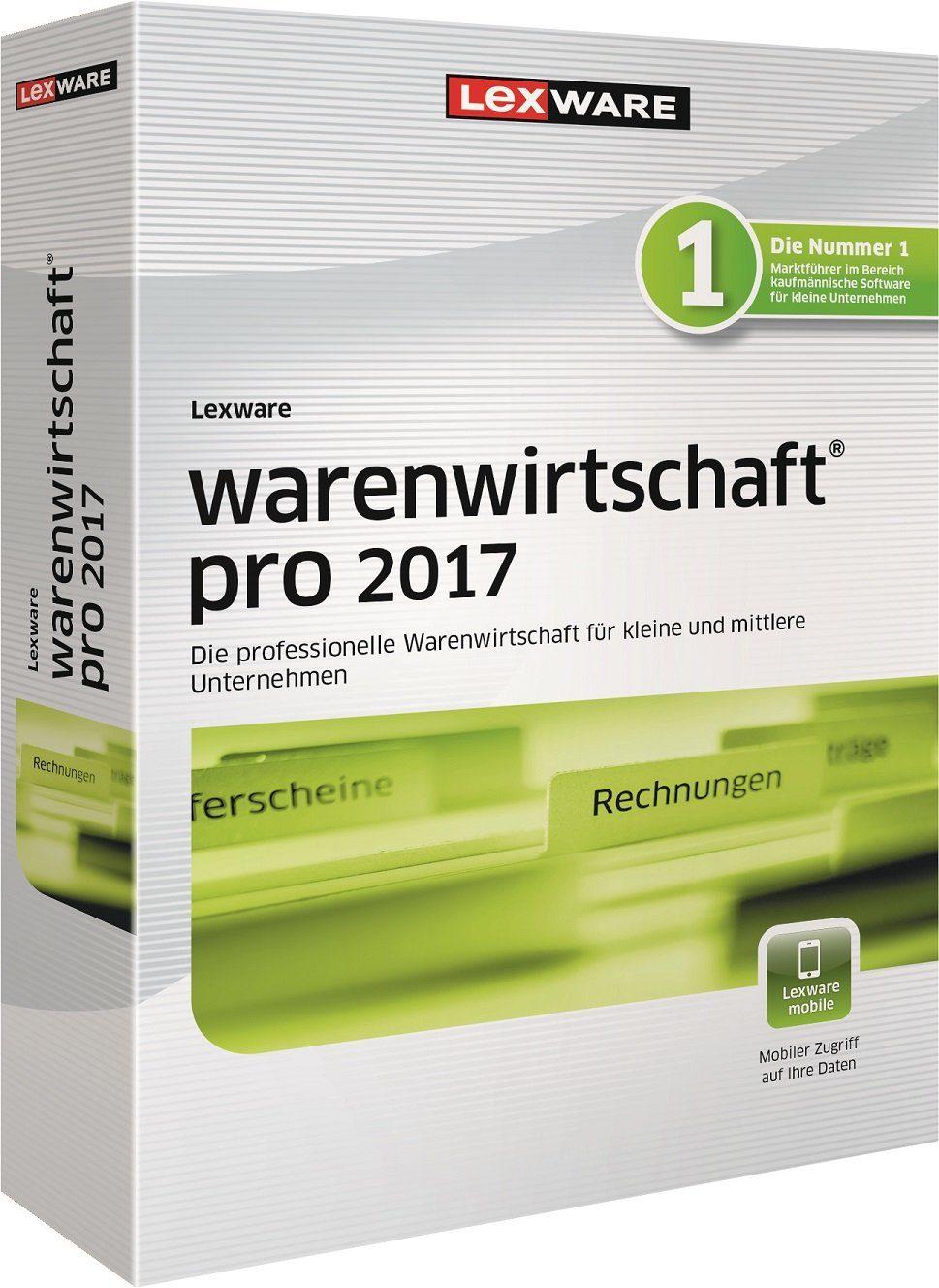 Lexware Warenwirtschaft »Warenwirtschaft Pro 2017«