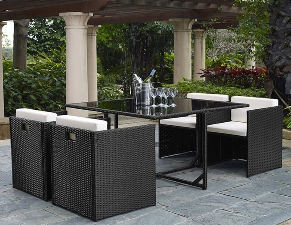hti living terrassenm bel malta online kaufen otto. Black Bedroom Furniture Sets. Home Design Ideas