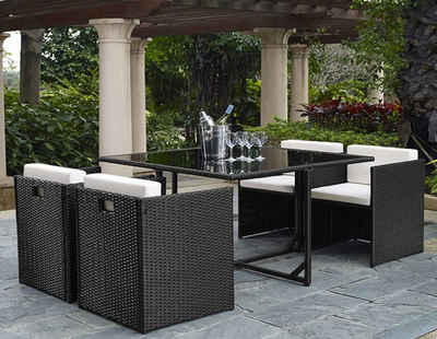 Terrassenmöbel wetterfest  Gartenmöbel-Set kaufen » Gartengarnitur & Gartensitzgruppe | OTTO