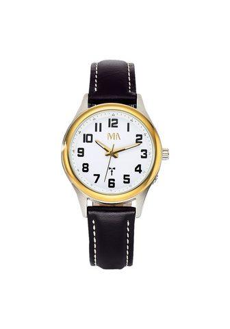 MEISTER ANKER Часы »Edelstahl Lederband«...