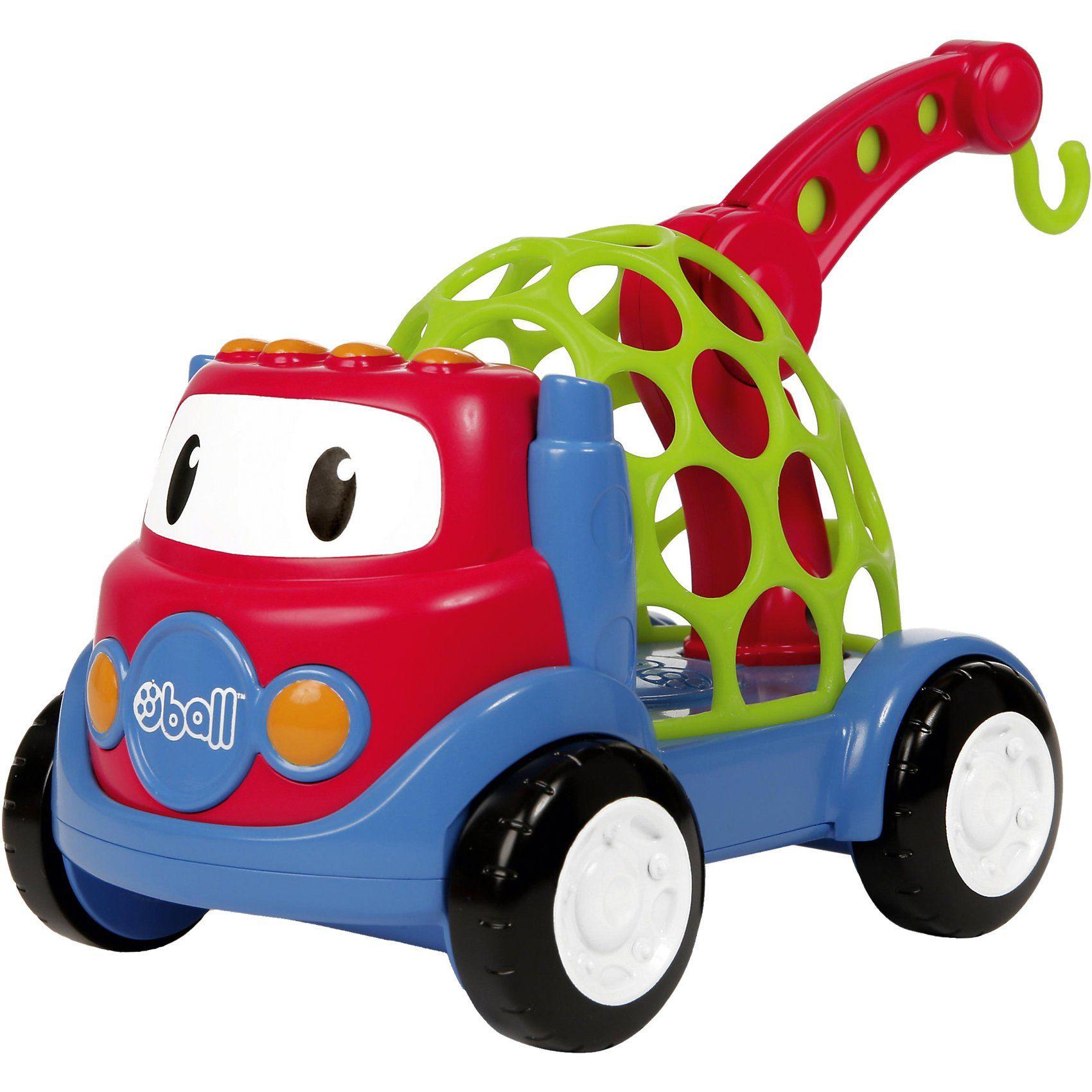 Kids II Oball Go Grippers-Abschleppwagen