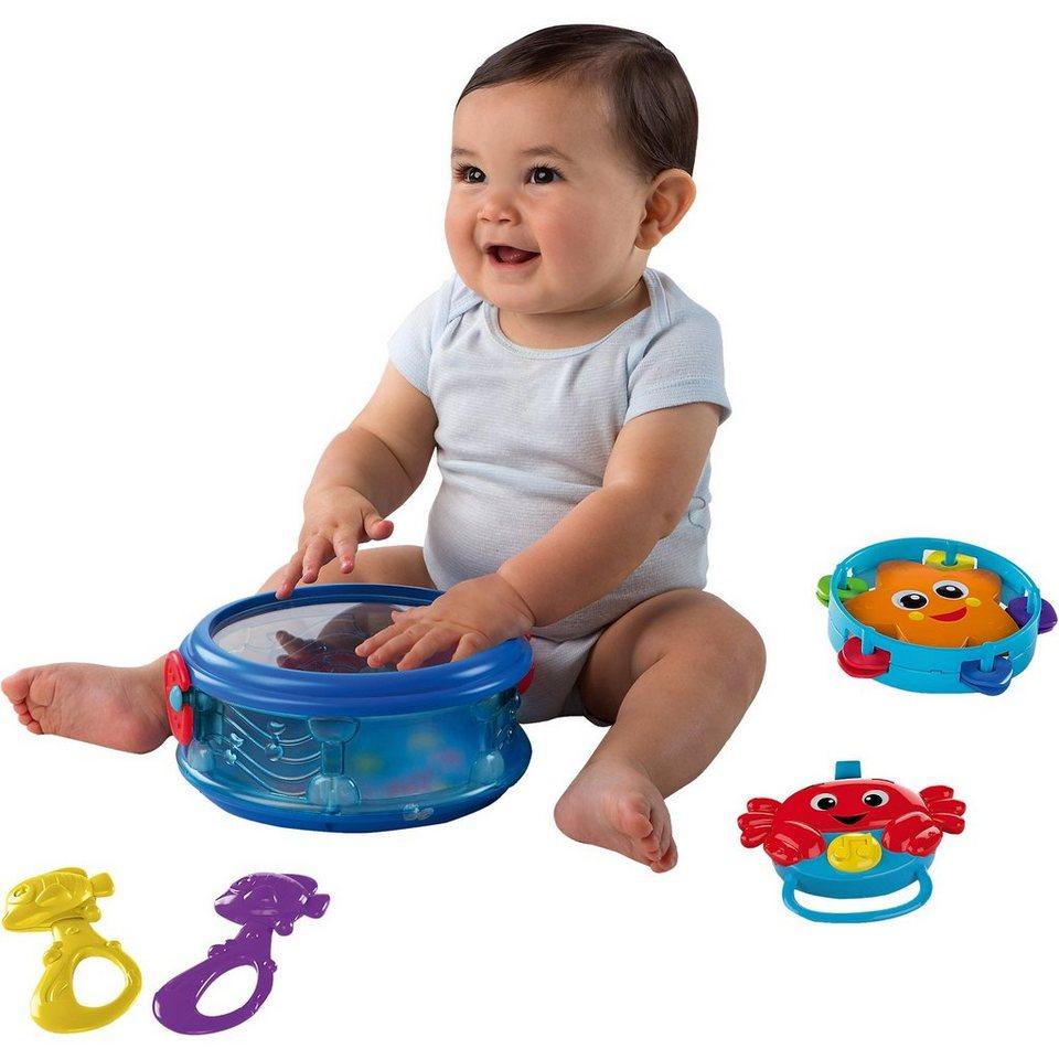 Kids ii baby einstein musik der meere trommel set otto
