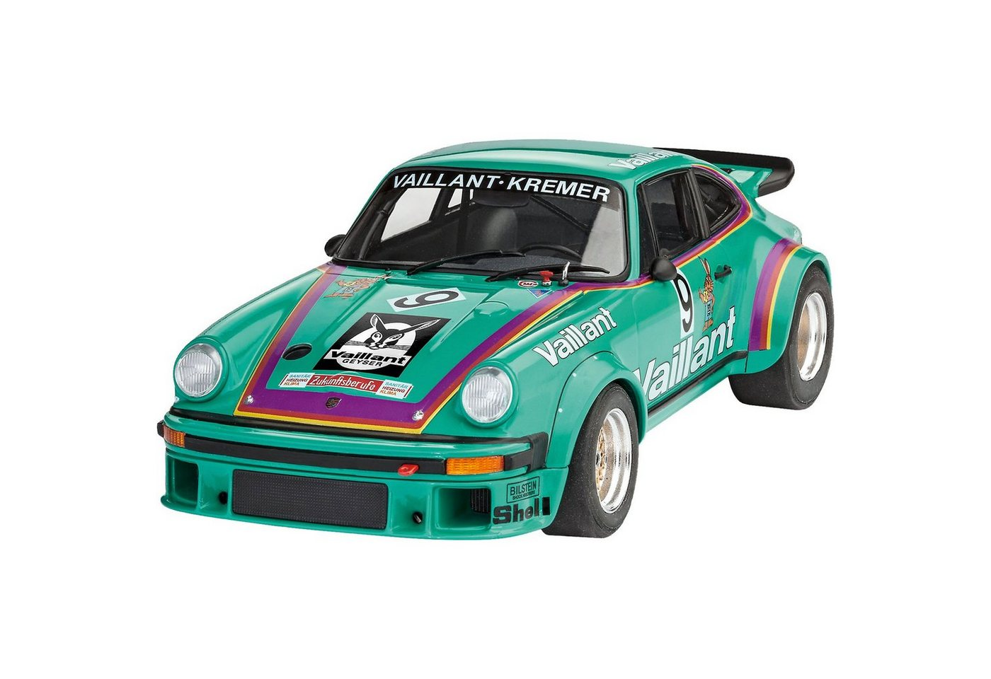 Revell® Modellbausatz - Porsche 934 RSR ´´Vaillant´´