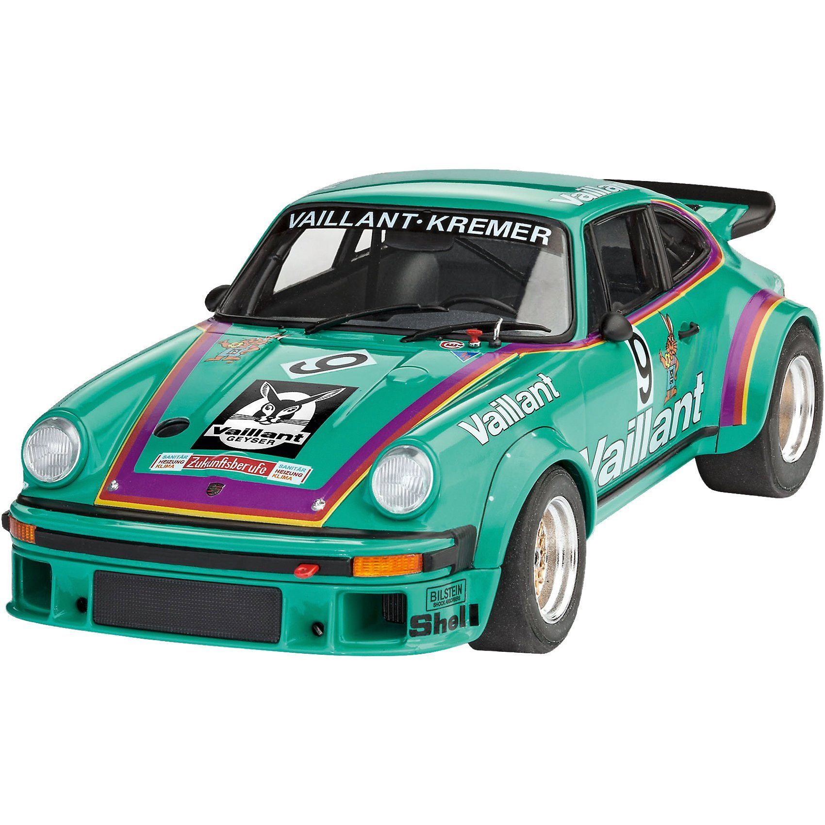"Revell® Modellbausatz - Porsche 934 RSR ""Vaillant"""