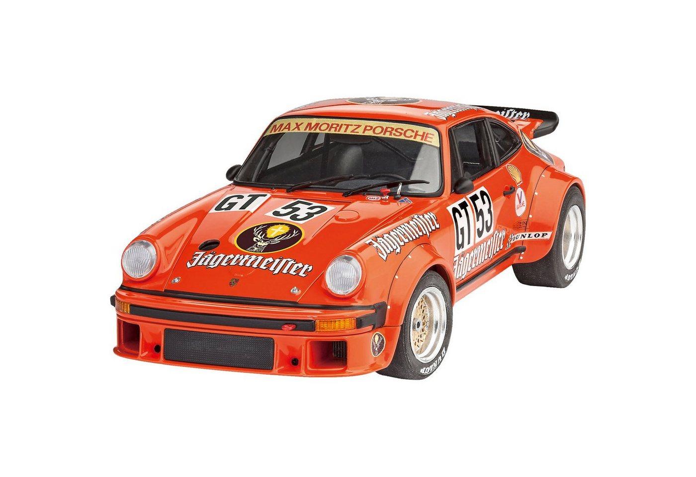 Revell® Modellbausatz - Porsche 934 RSR ´´Jägermeister´´