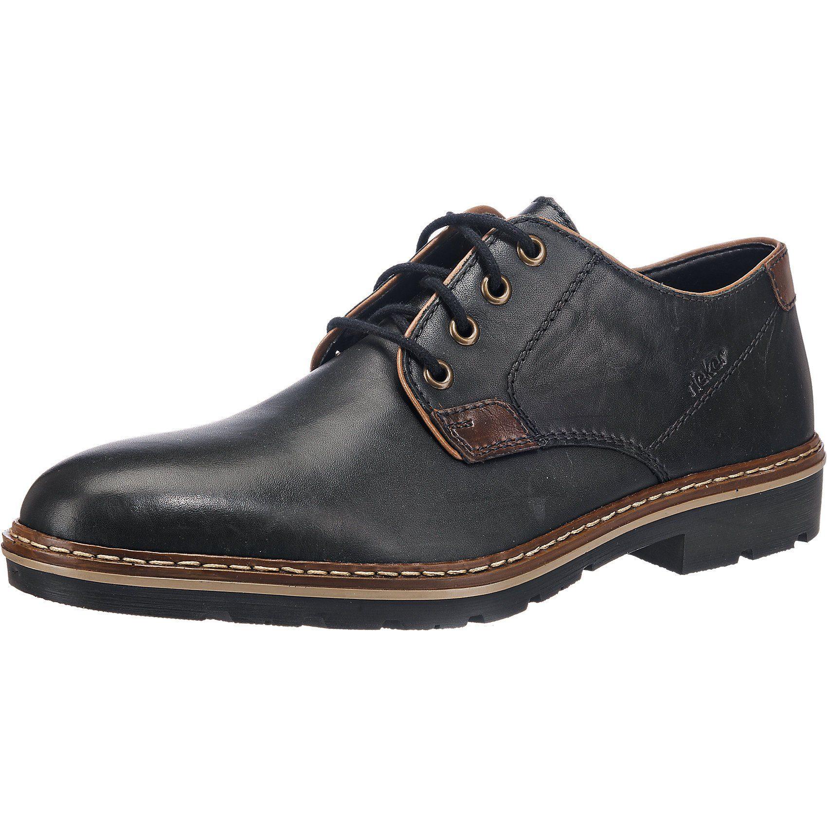 rieker Business Schuhe online kaufen  schwarz