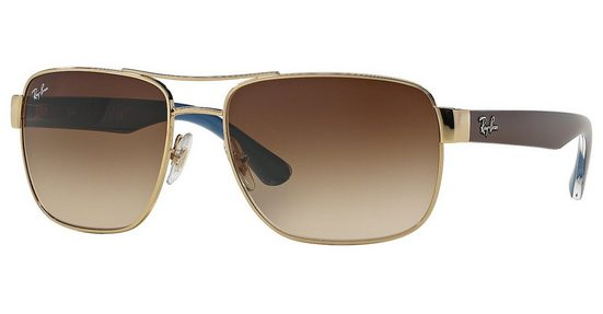 RAY BAN Sonnenbrille »RB3530«