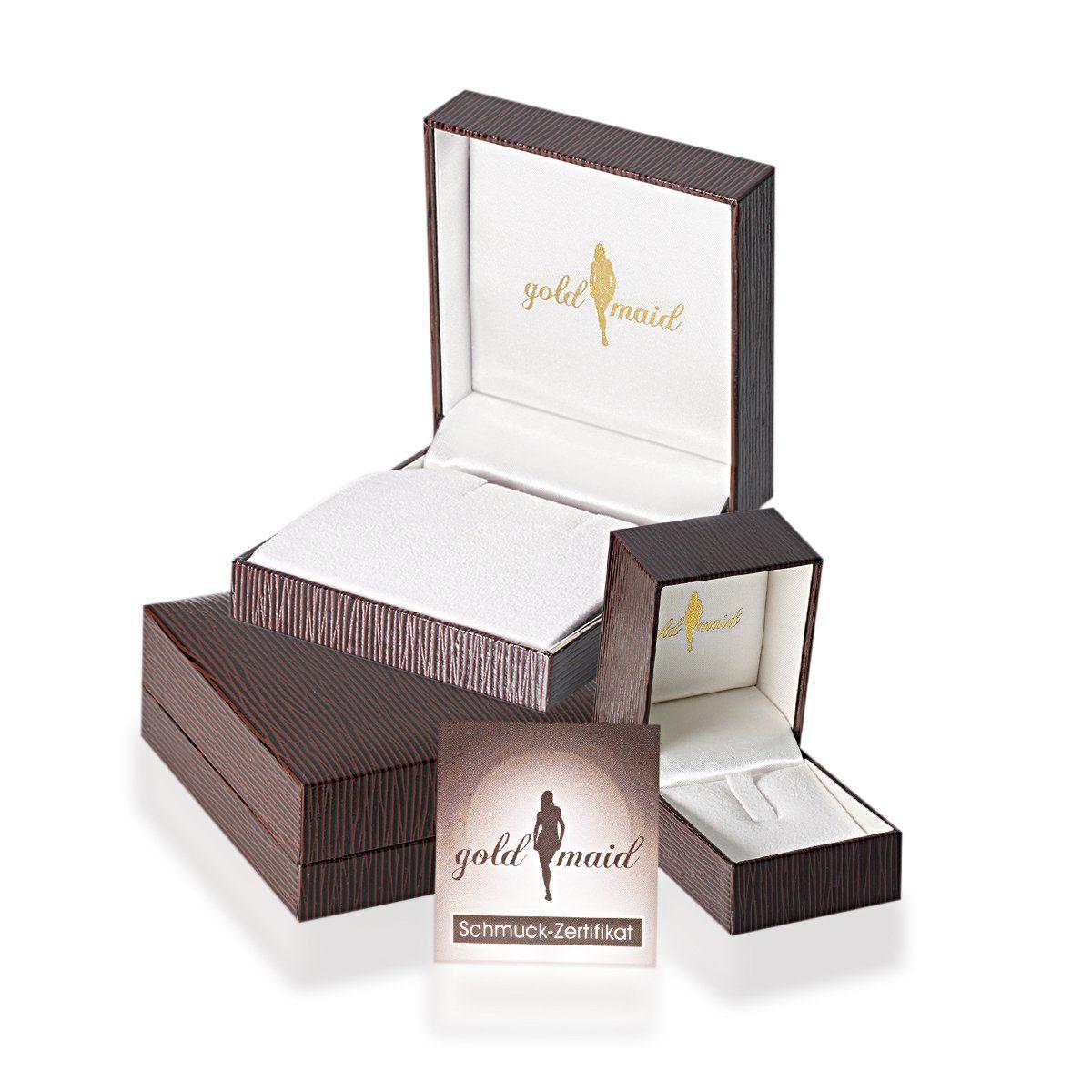 Goldmaid Glamourfassung Online Damenring Weissgold 585 Brillanten Kaufen SMVpzU