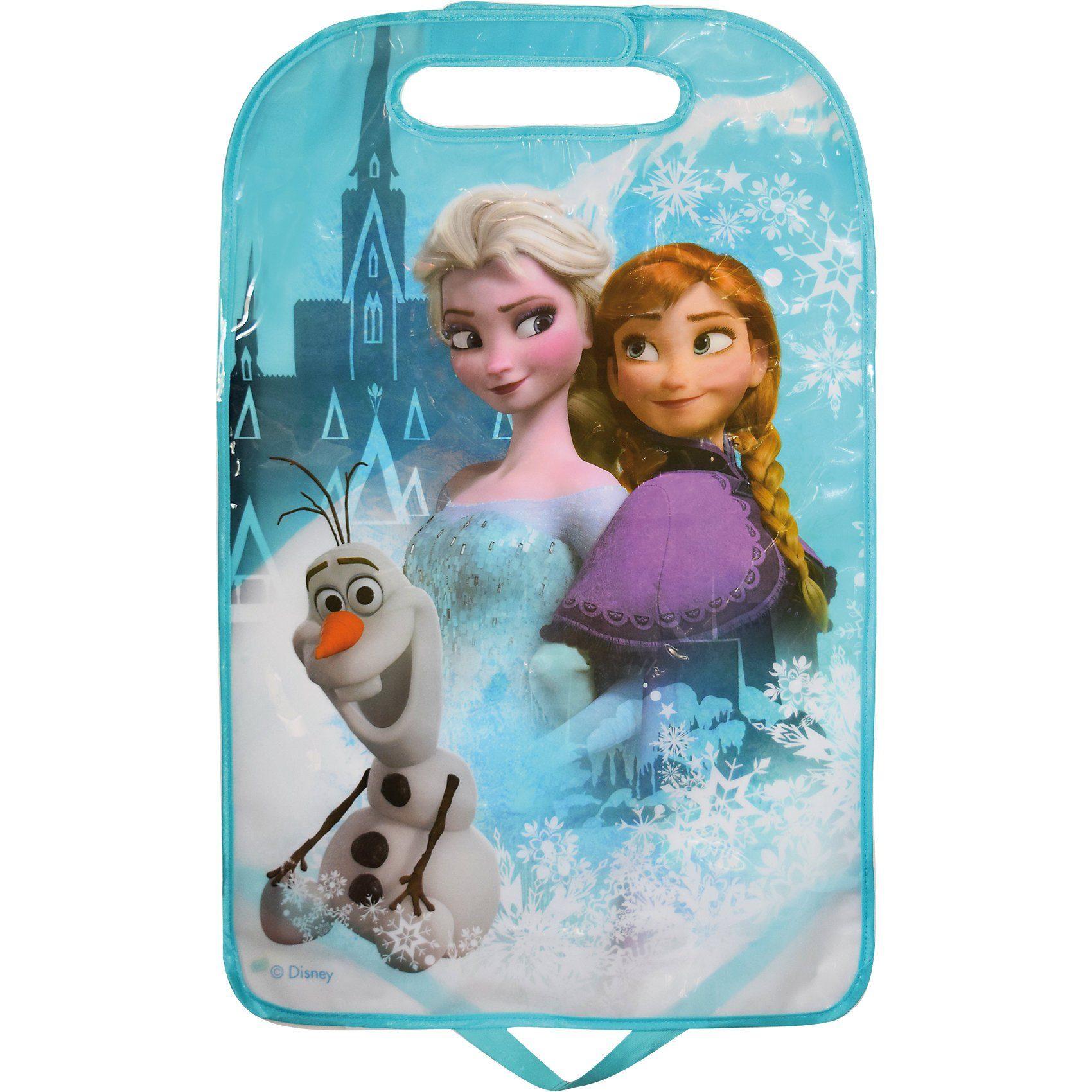 KAUFMANN Auto-Rückenlehnenschutz, Die Eiskönigin (Frozen)