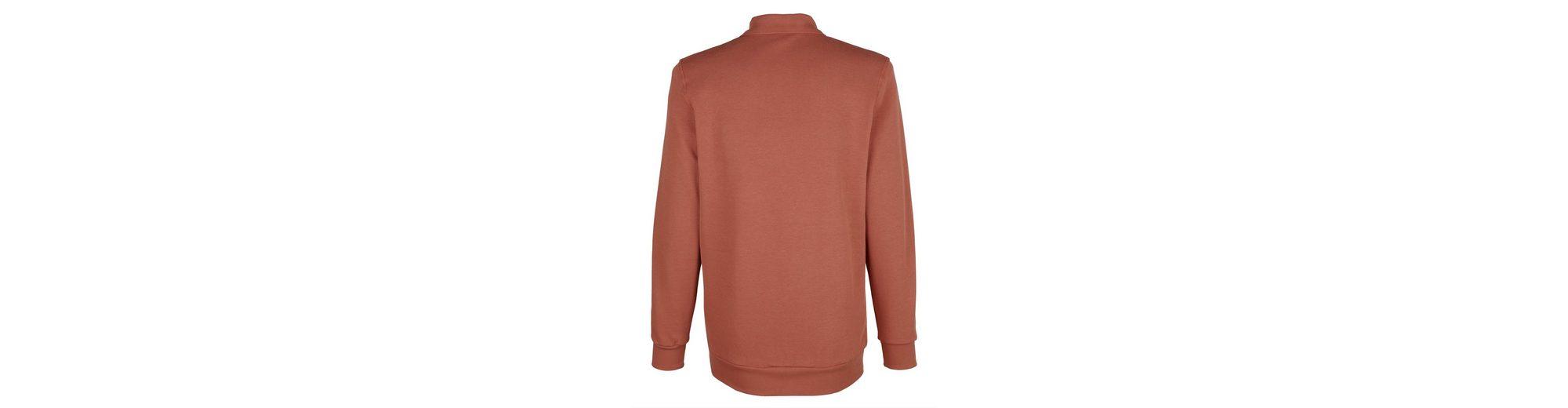 Polokragen Roger Kent Roger Kent Sweatshirt Sweatshirt mit mit 0Bfxdqdw