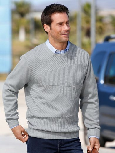 Roger Kent Sweater With Knitting Muster