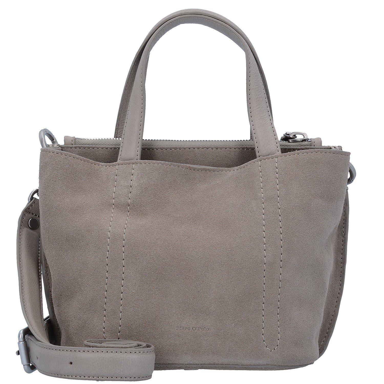 Marc O'Polo Nine Handtasche Leder 26 cm, Verschlussart: Reißverschluss online kaufen | OTTO