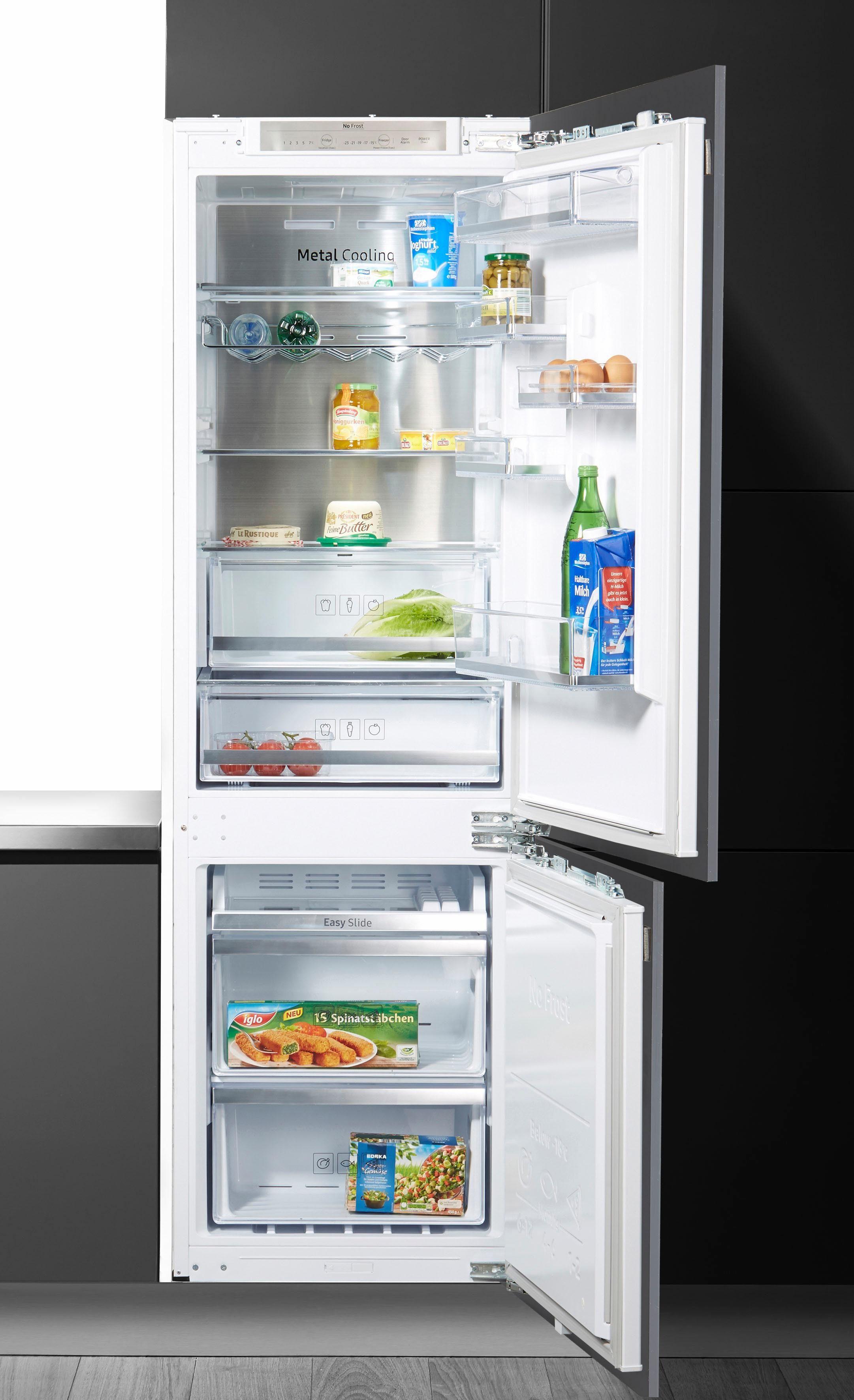 Samsung Kühl-/Gefrierkombination 72 BRB260131WWEG, 177,5 cm hoch, 70,0 cm breit, Energieeffizienzklasse: A+