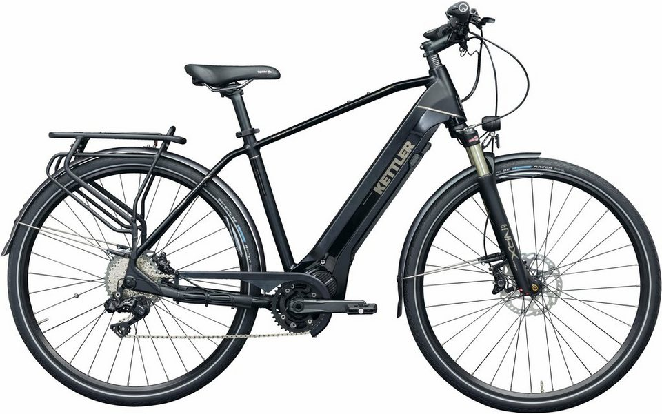 kettler trekking e bike mittelm 36v 250w 28 z 11 gg shimano xt di2 freilauf traveller e sl. Black Bedroom Furniture Sets. Home Design Ideas