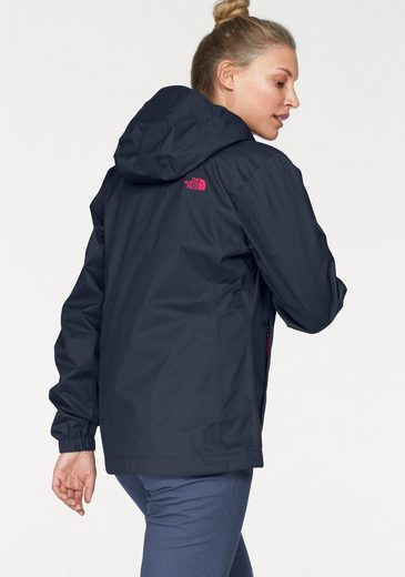 The North Face Funktionsjacke WOMENs QUEST, absolut wasser- & winddicht