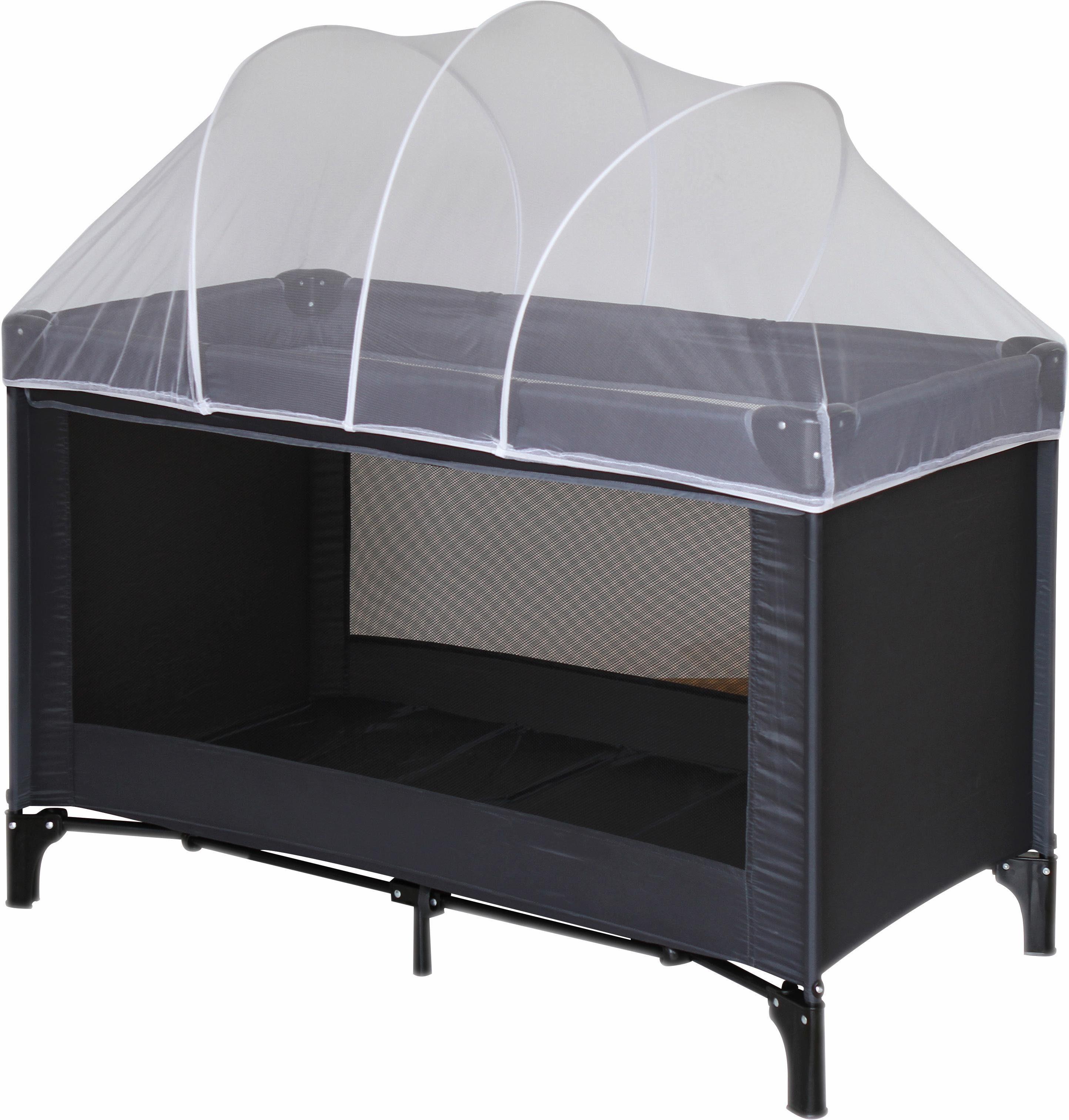 NATTOU Insektenschutz für das Reisebett, »Moskitonetz mit Bögen«