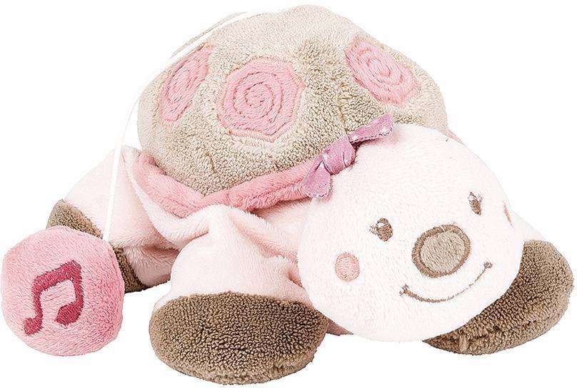 NATTOU Minispieluhr, »Lili die Schildkröte«