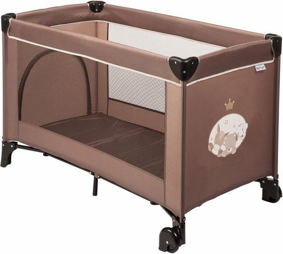 nattou reisebett mit r dern noa tom max otto. Black Bedroom Furniture Sets. Home Design Ideas
