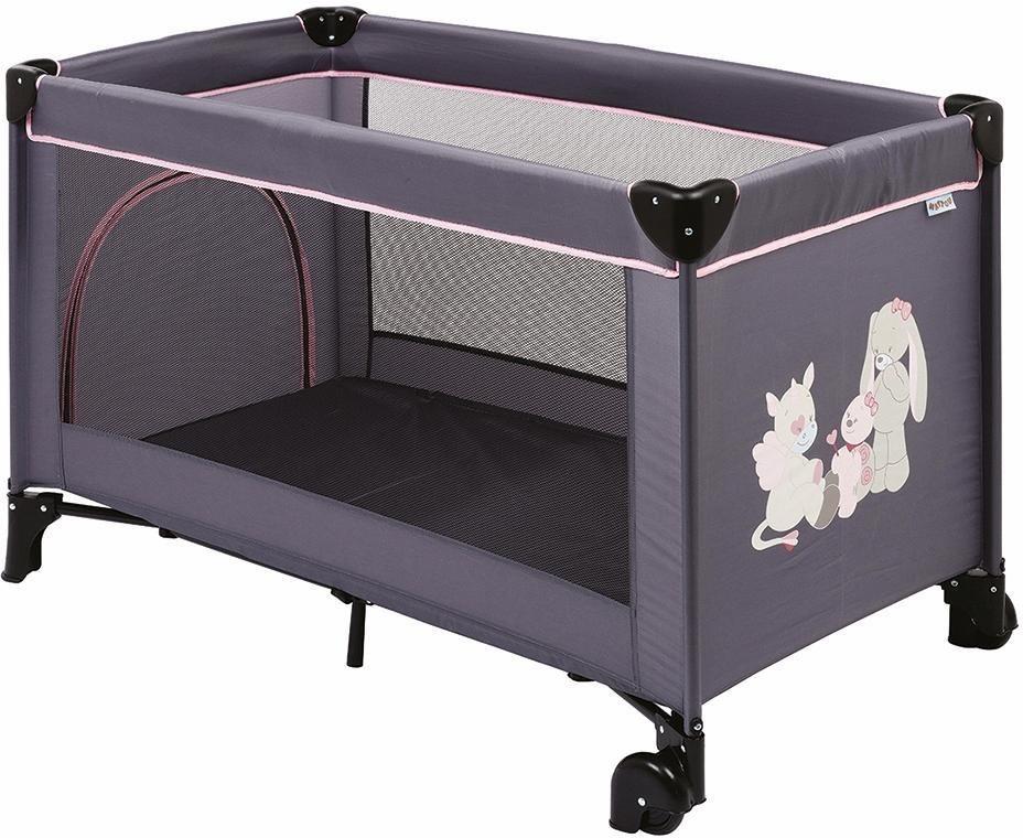 Babybetten - Nattou Baby Reisebett »Nina, Jade Lili«, mit Rädern  - Onlineshop OTTO