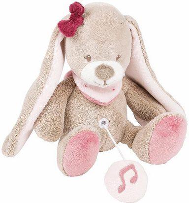 Nattou Spieluhr »Nina das Kaninchen«