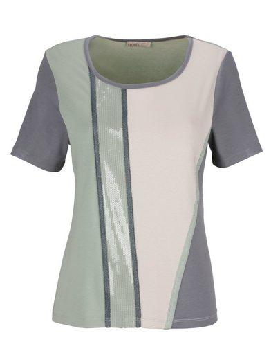 Mona Shirt in Patch-Optik