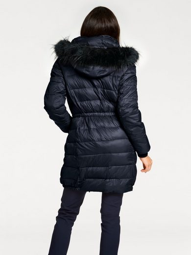 ASHLEY BROOKE by Heine Parka mit abnehmbarer Kapuze