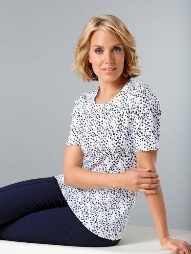 Paola Shirt im sommerlichen Pünktchenlook