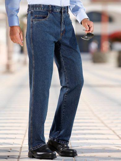 Roger Kent Jeans mit seitlichem Dehnbund