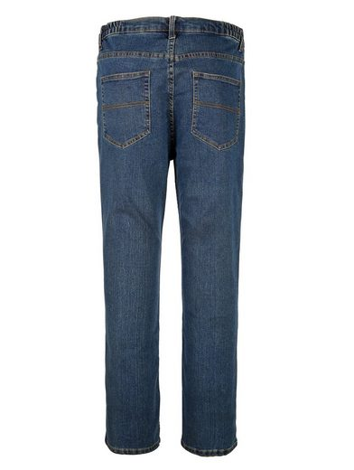 Roger Kent 5-pocket Jeans With Side Dehnbund