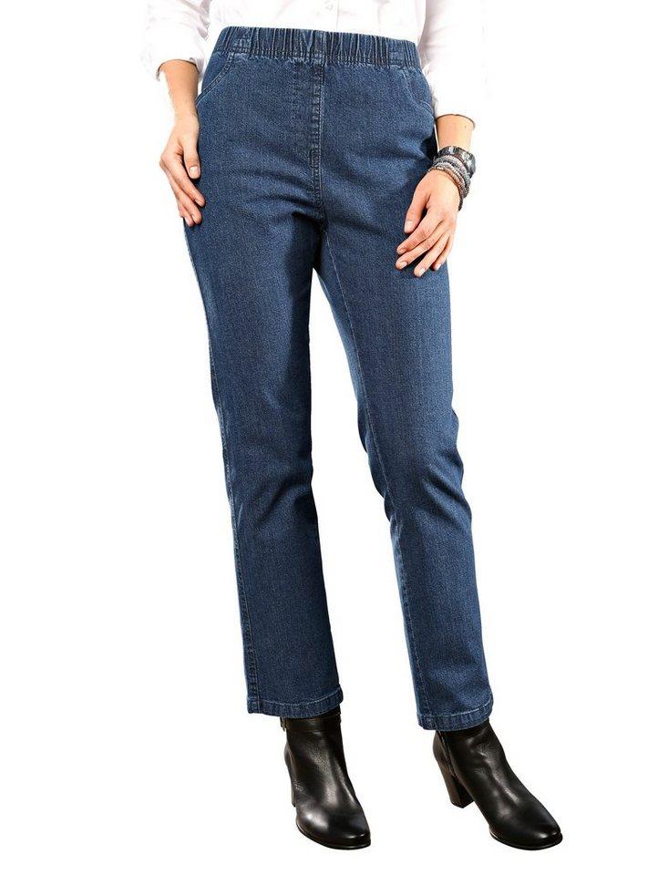 laura kent -  Jeans in bequemer Schlupfform