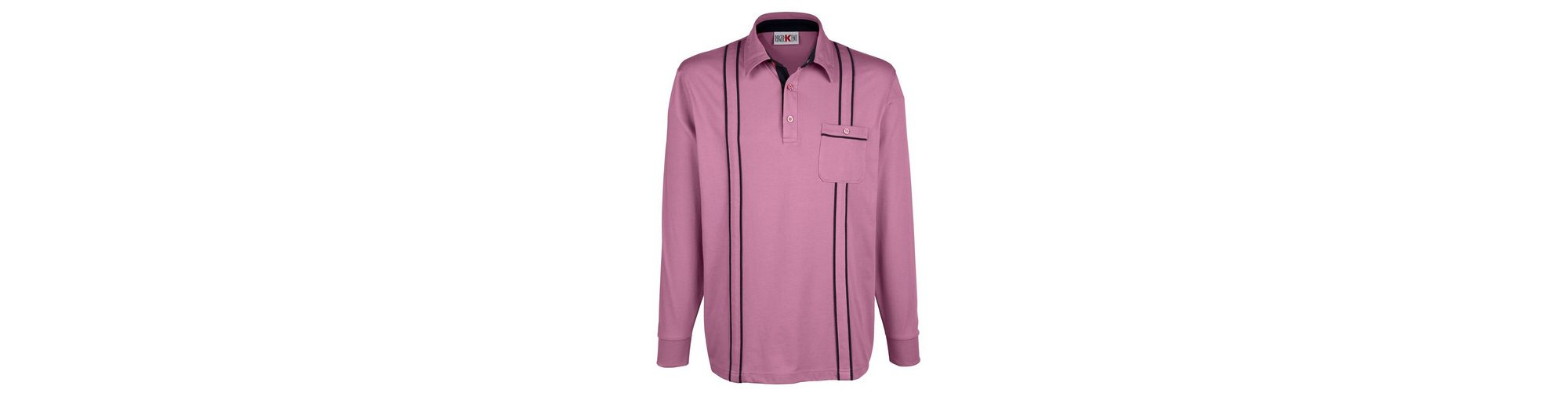 Erschwinglich Reduzierter Preis Roger Kent Poloshirt in bügelleichter Qualität JI0GzK2