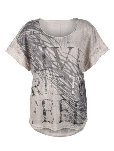 Alba Moda Shirt in Oversizedform