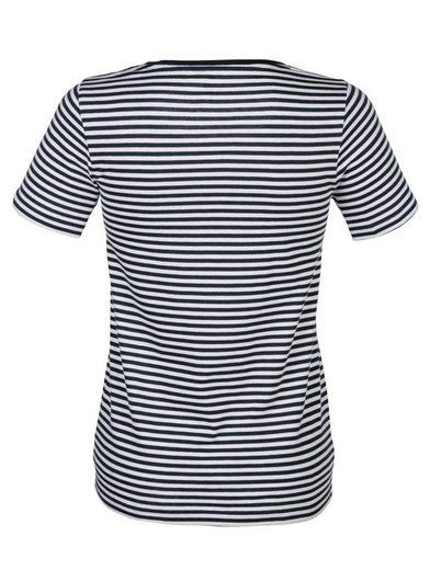 Alba Moda Shirt im Ringeldessin