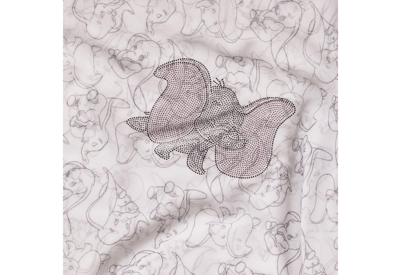Codello Loop-Schal mit Dumbo-Muster
